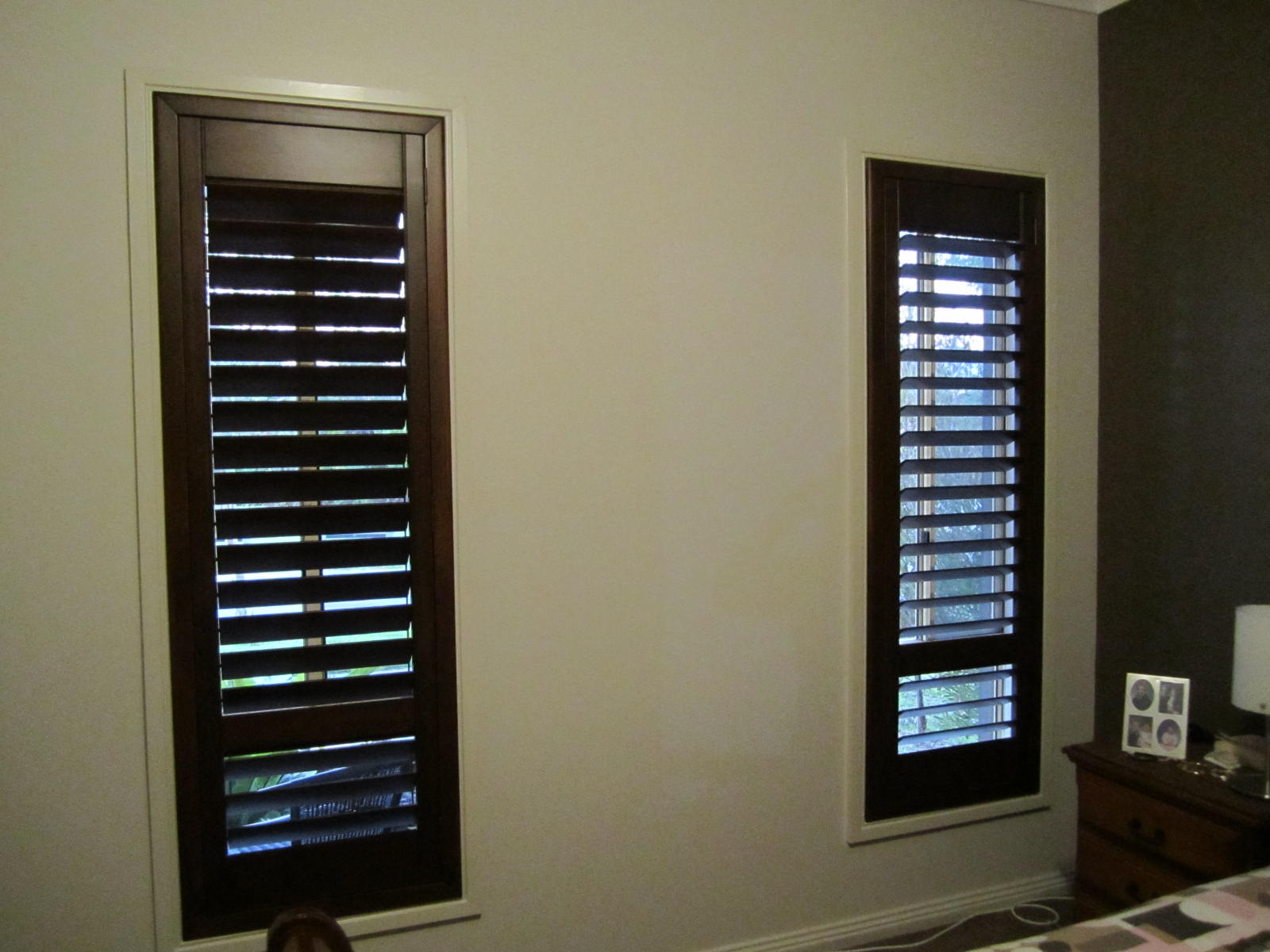 B Plantation Shutters Into Blinds
