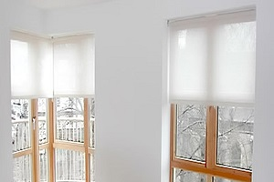 Translucent Roller Blinds allow light into the room and also provide privacy