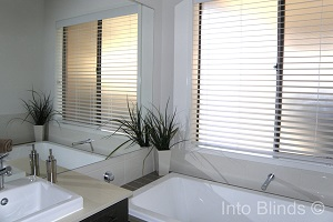 PVC Venetian Blinds are ideal for Wet Areas in Melbourne